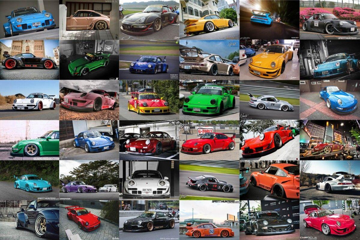 Rwb Names Compilation Updated Rwb Car Design Names