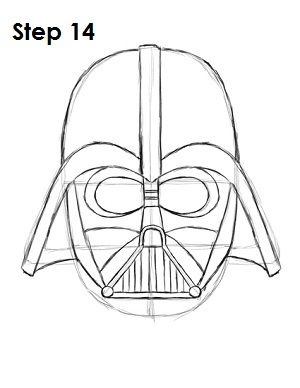 Desenhe Darth Vader Room In 2019 Pinterest Darth Vader Artwork