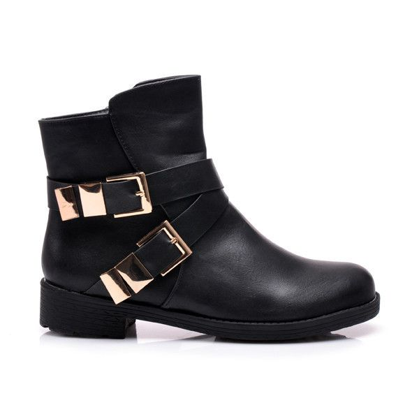 Stylowe Botki M 12b S3 103p Czasnabuty Pl Buty I Torebki Boots Biker Boot Shoes