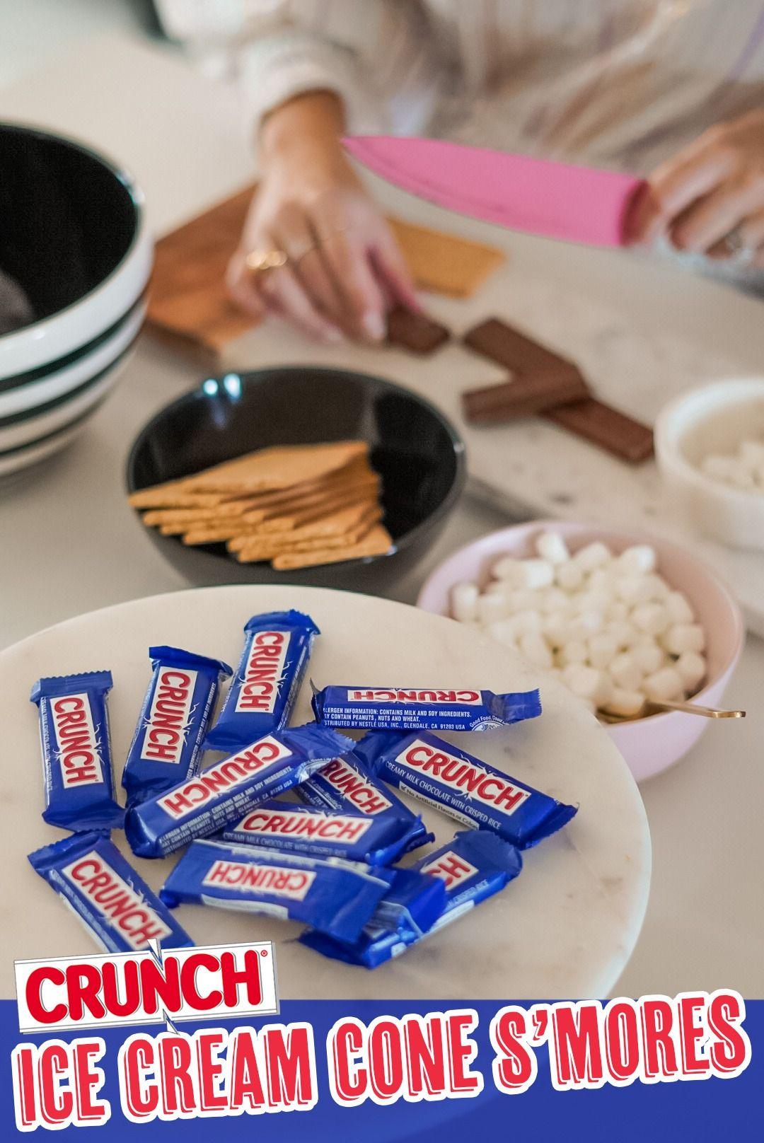 Crunch fun size bars at publix fun desserts summer