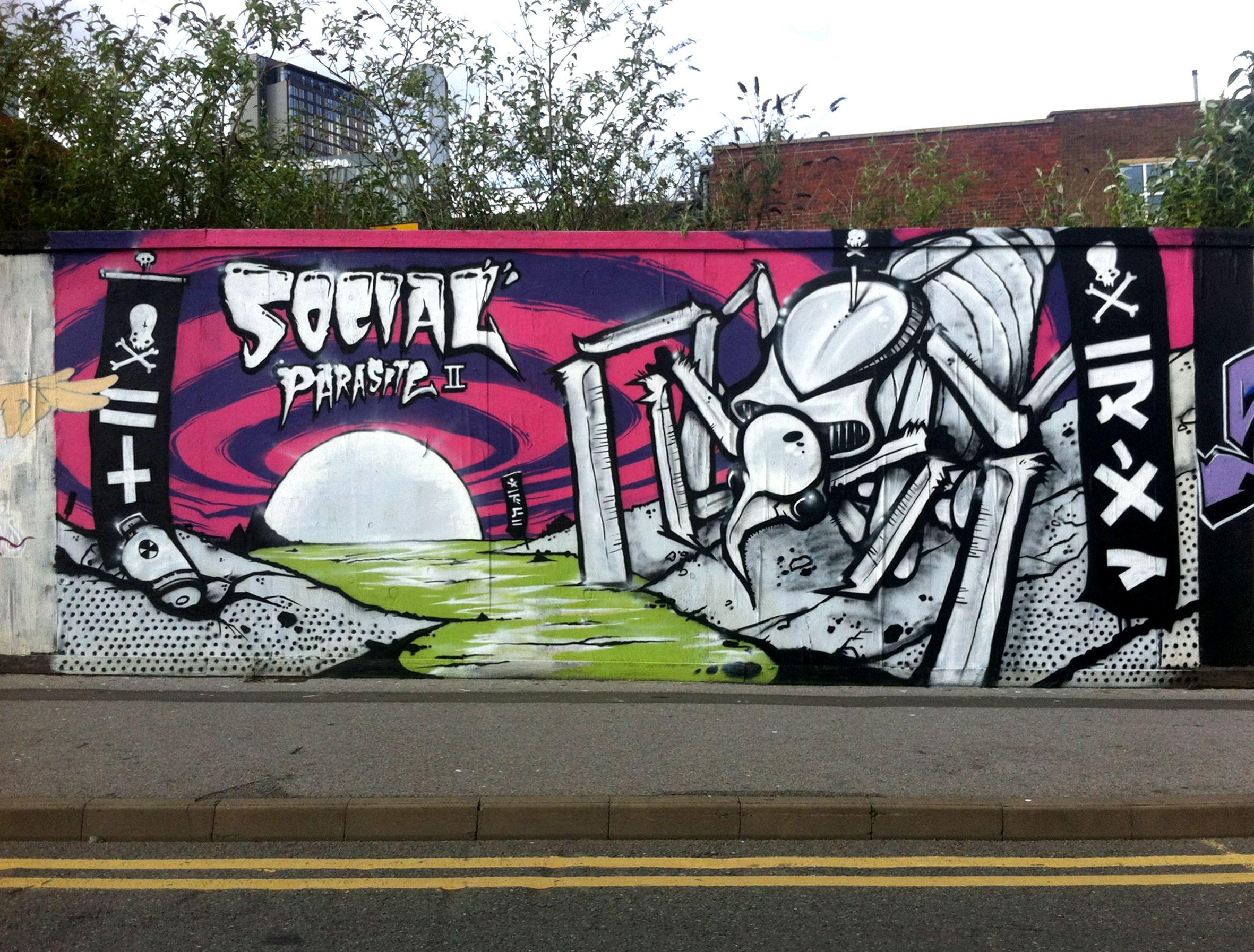 Sheffield Street Art Sheffield Street Art Illustration Graphic Design Graffiti