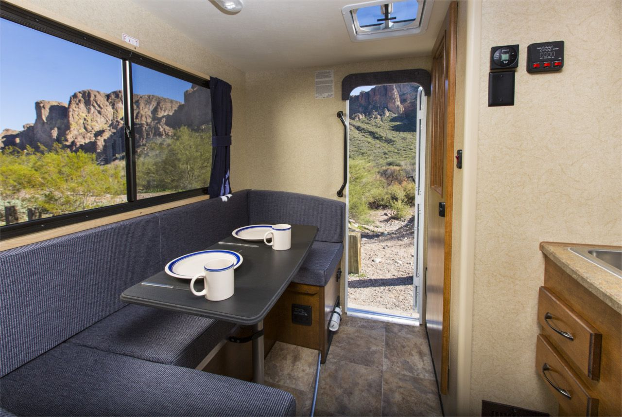 Try A Truck Camper Rental On For Size With Cruise America Camper Rental Truck Camper Cruise America