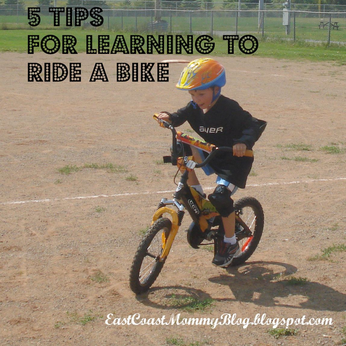 Teaching A Child To Ride A Two Wheeler Tips Kids And Parenting