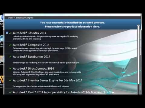 Como Descargar E Instalar Autodesk 3ds Max 2014 Full En Español Bien Explicado Youtube Youtube Coding
