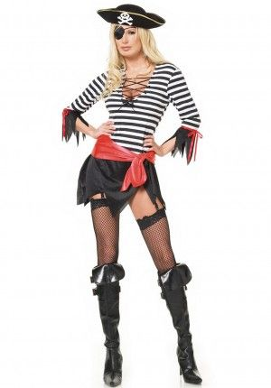Swashbuckler Pirate Costume from ilovesexy.com $24.74 #halloween #costume #sexycostumes #piratecostumes #sexypiratecostumes #party