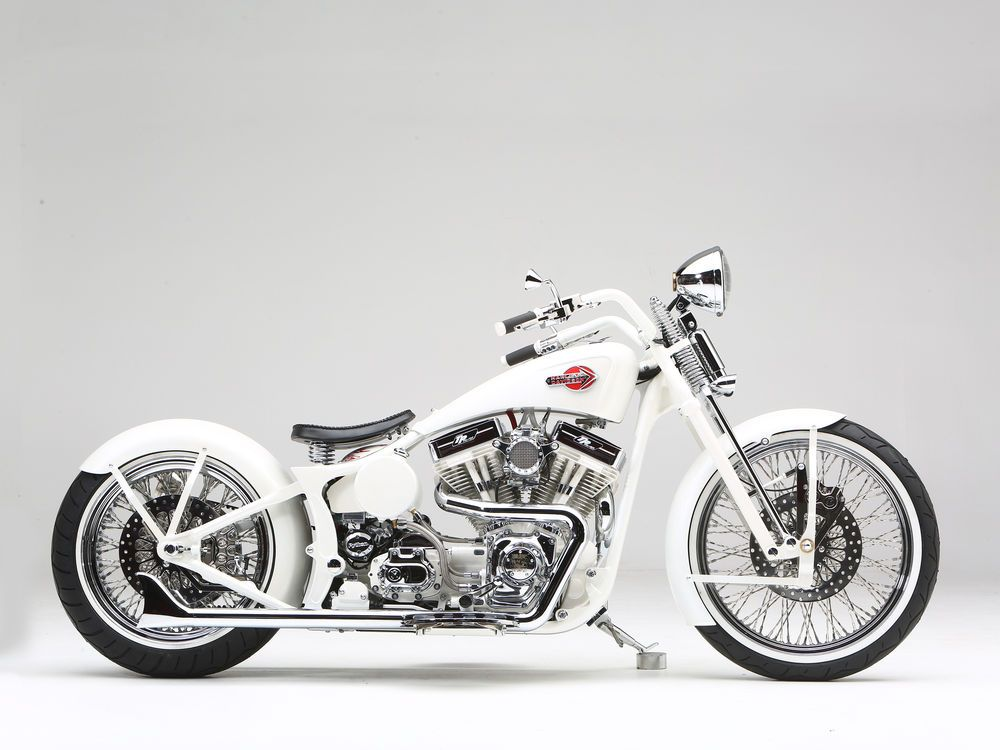 Custom Motorcycle Painting And Powdercoating Comes With A History