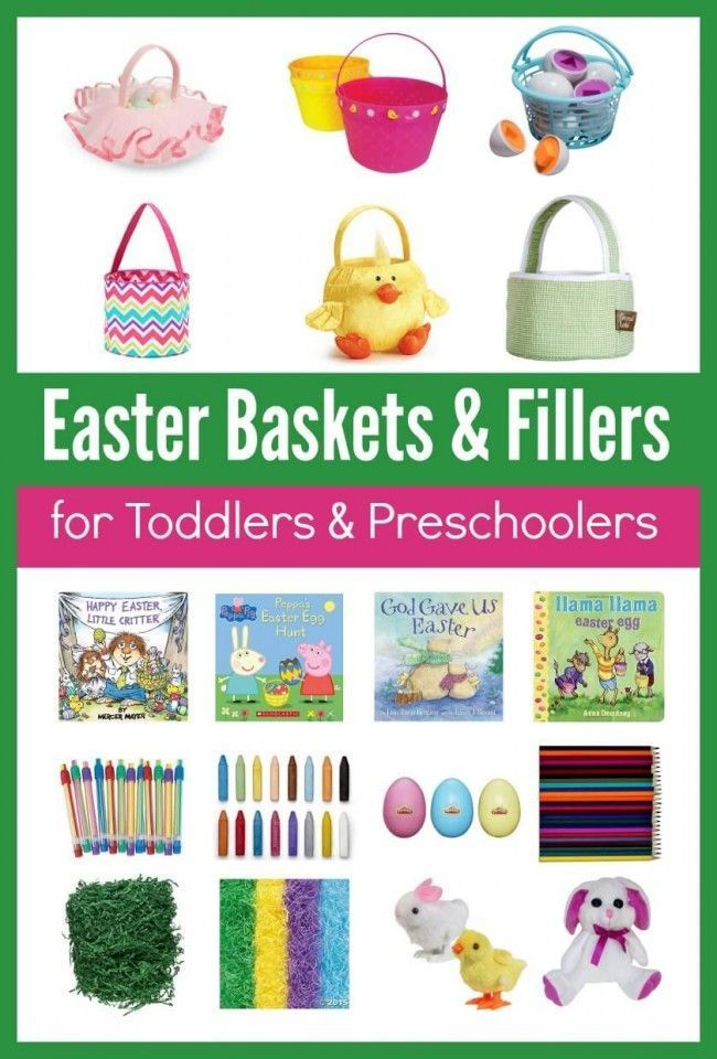 Awesome inexpensive easter baskets for toddlers toddlers kid awesome easter baskets some personalized and easter basket fillers for toddlers and preschoolers negle Images