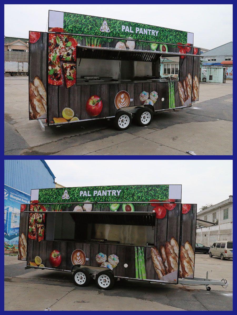 food van FV55 Noted Our trailer inside standard is s/s