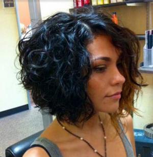 Corte de cabello concavo chino
