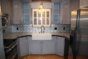 Tin Kitchen Backsplash Tin Backsplash Kitchen Backsplashes Inspiration Tin Backsplash For Kitchen Design Inspiration