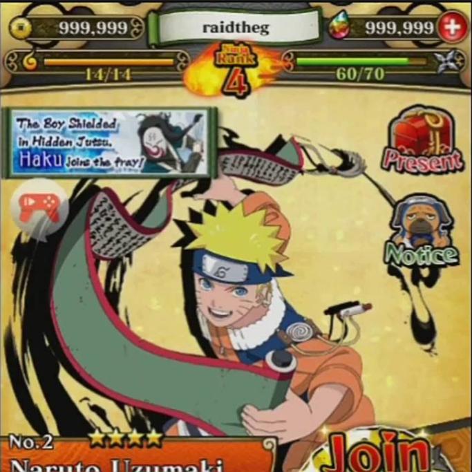 Naruto Shippuden Ultimate Ninja Blazing Hack Add 99 999 Gems And Ninja Pearls In 3 Minutes Android Ios Naruto Shippu Naruto Shippuden Free Gems Naruto