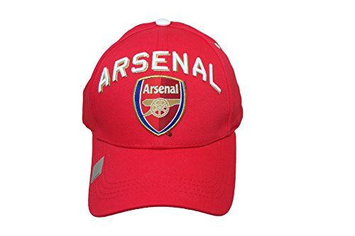 dfc2796003d Arsenal F.C. Authentic Official Licensed Soccer Cap (Medi...