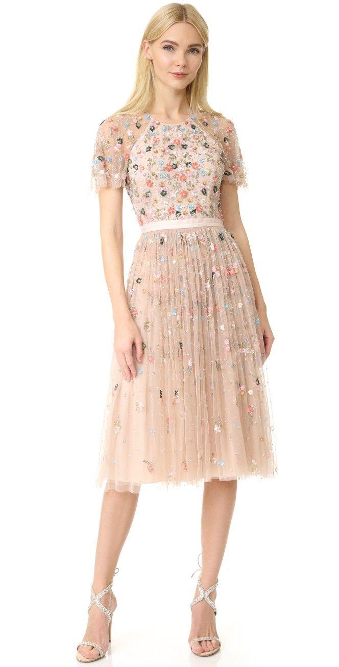 e58a4b5f366d Needle   Thread Starburst Dress