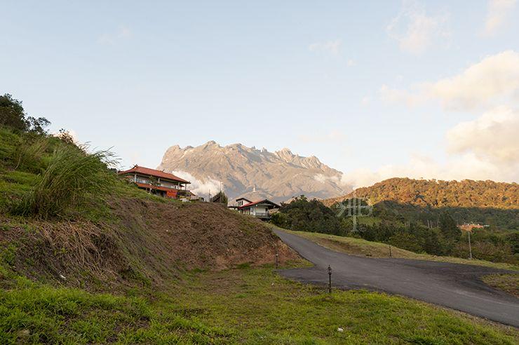 Mt Kinabalu Sunrise