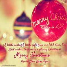 Write your name on best merry christmas greetings images with quotes write your name on best merry christmas greetings images with quotes image and made some ones m4hsunfo