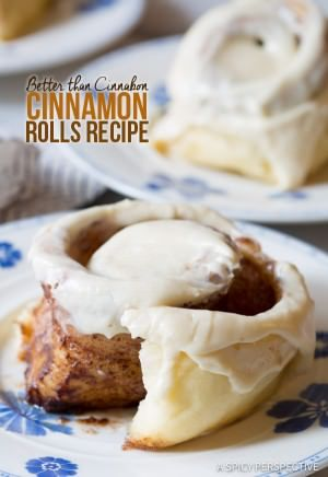 "Moist Sticky ""Better than Cinnabon"" Cinnamon Rolls Recipe | ASpicyPerspective.com"