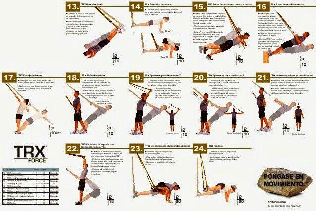 Pin By José Luis Menéndez On Trx Trx Workouts Trx Trx Workouts Routine