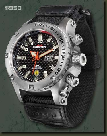 Military Watches and Tactical Watches by MTM Special Ops