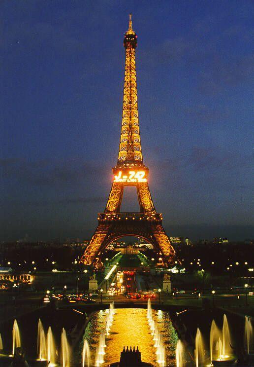مجموعة صور لـ برج ايفل من الداخل Eiffel Tower Tower Landmarks