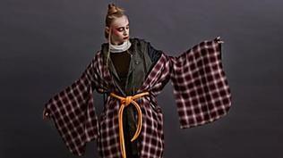 The designers taking the kimono into the future