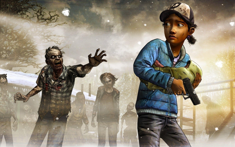 Wallpaper The Walking Dead Ultimul Sezon Walking dead