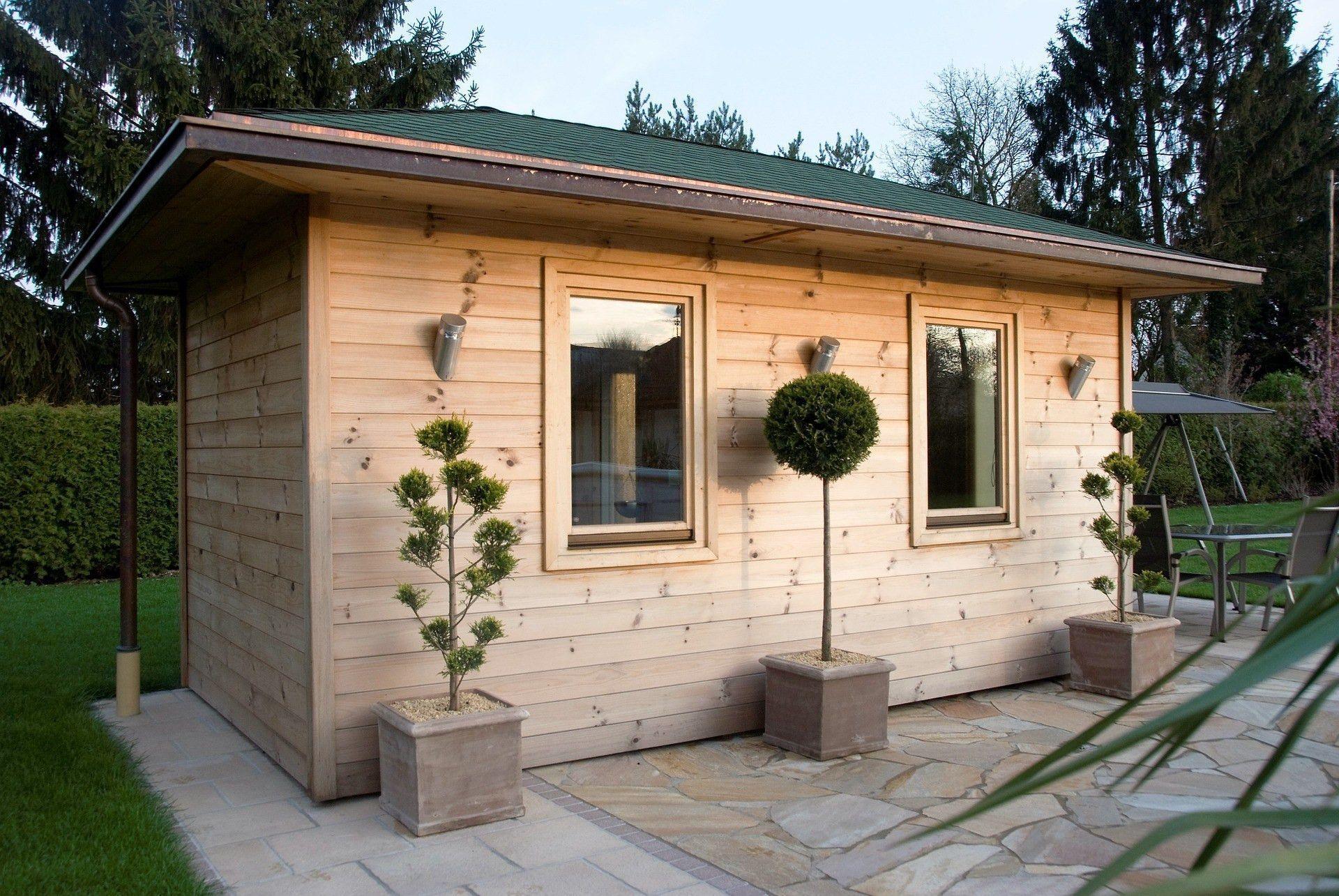 Bauen Check Fur Garten Konzept Sauna Bauen Check Fur Garten Konzept Sauna In 2020 Building A Shed Barn Style Shed Diy Shed Plans