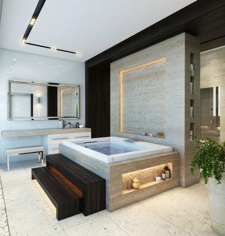 Cuarto de baño de diseño - lujosos y apasionantes ...