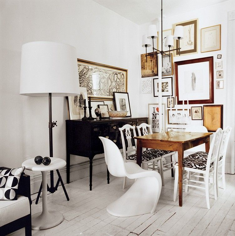 107 Idées Fantastiques Pour Une Salle À Manger Moderne | Chaise