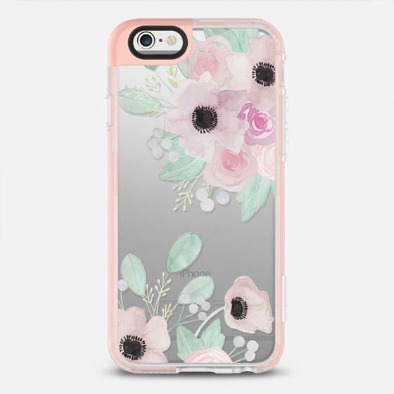 Anemones + Roses - New Standard Case