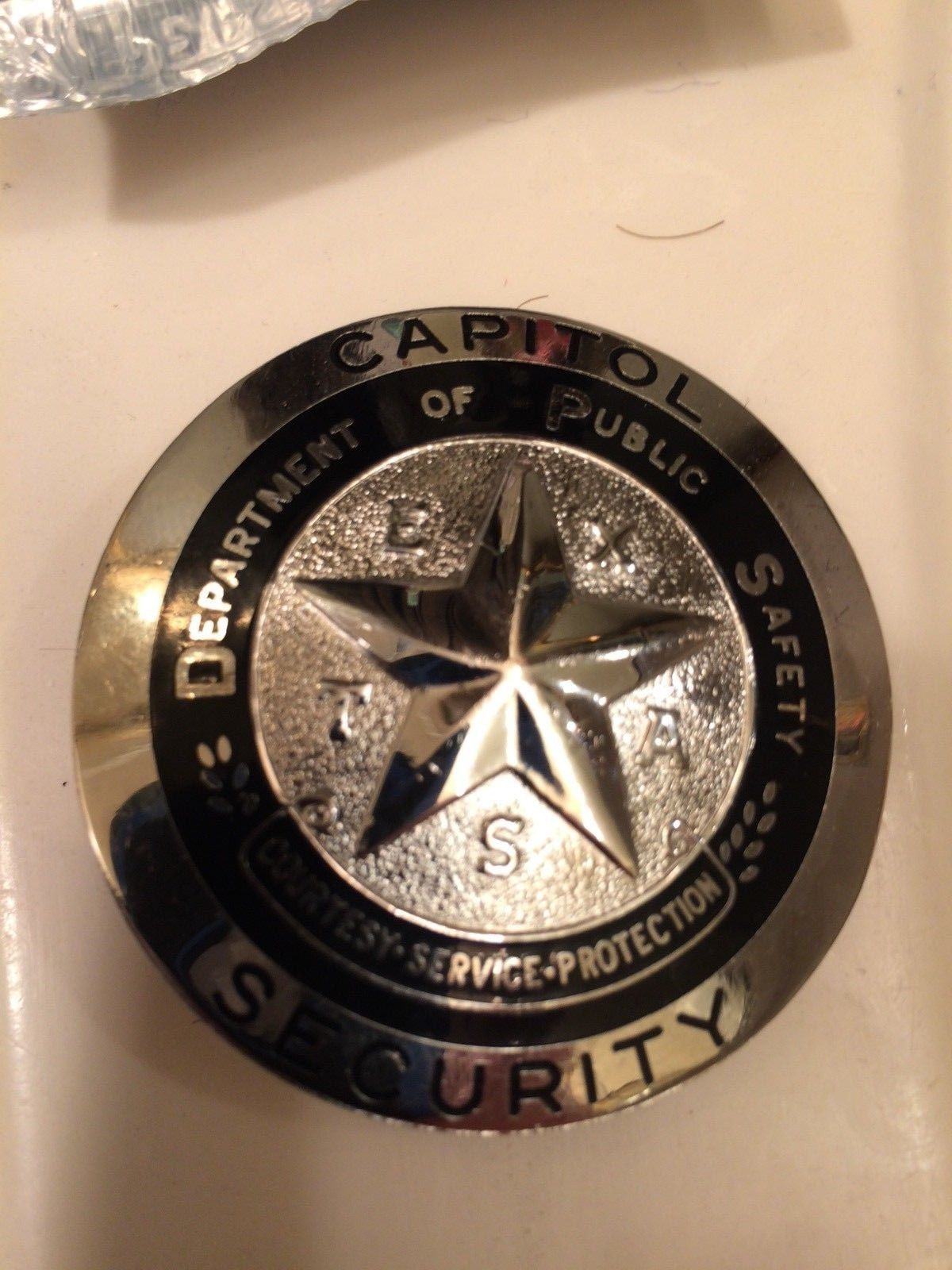 Capitol Security, Texas Department of Public Safety
