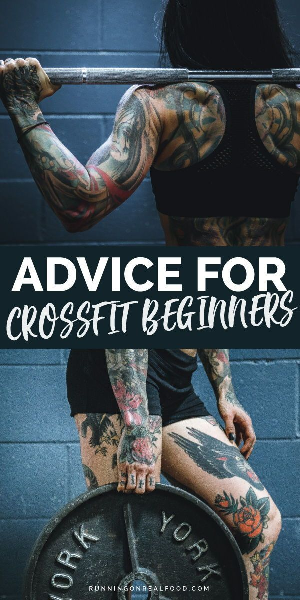Advice for CrossFit Beginners