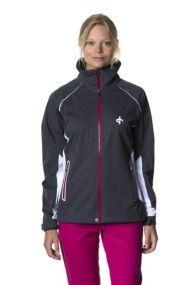 Cross Sportswear W Edge Jacket Charcoal
