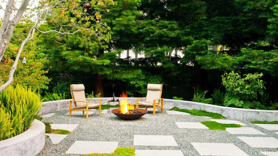 38 Ideas for Firepits - Sunset Magazine | Backyard, Outdoor living ...