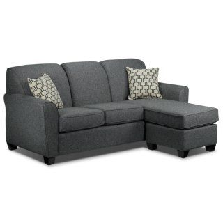 Ashby sofa with chaise | Leons. I bought this one!  sc 1 st  Pinterest : chaise sofa canada - Sectionals, Sofas & Couches