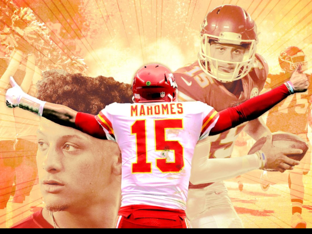 Patrick Mahomes Kansas city chiefs, Kansas city chiefs