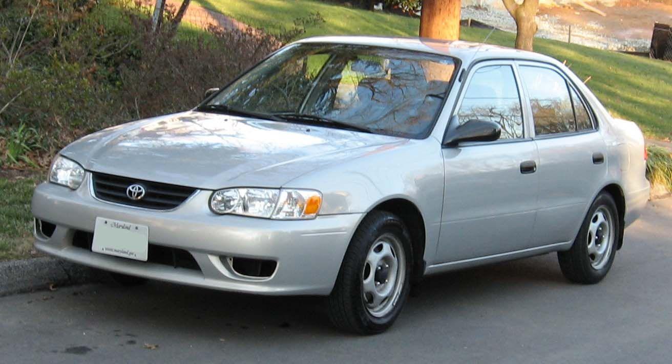 2002 Toyota Corolla | MY 2002 TOYOTA COROLLA REVIEW: