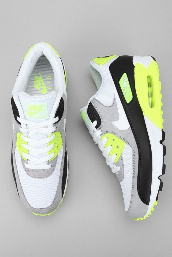 new products c6ceb 20ab0 Discount Womens Nike Air Max 90 WhitePinkBlackGrey in 2019  Sneakers,  boots  shoes  Nike shoes, Nike, Shoes