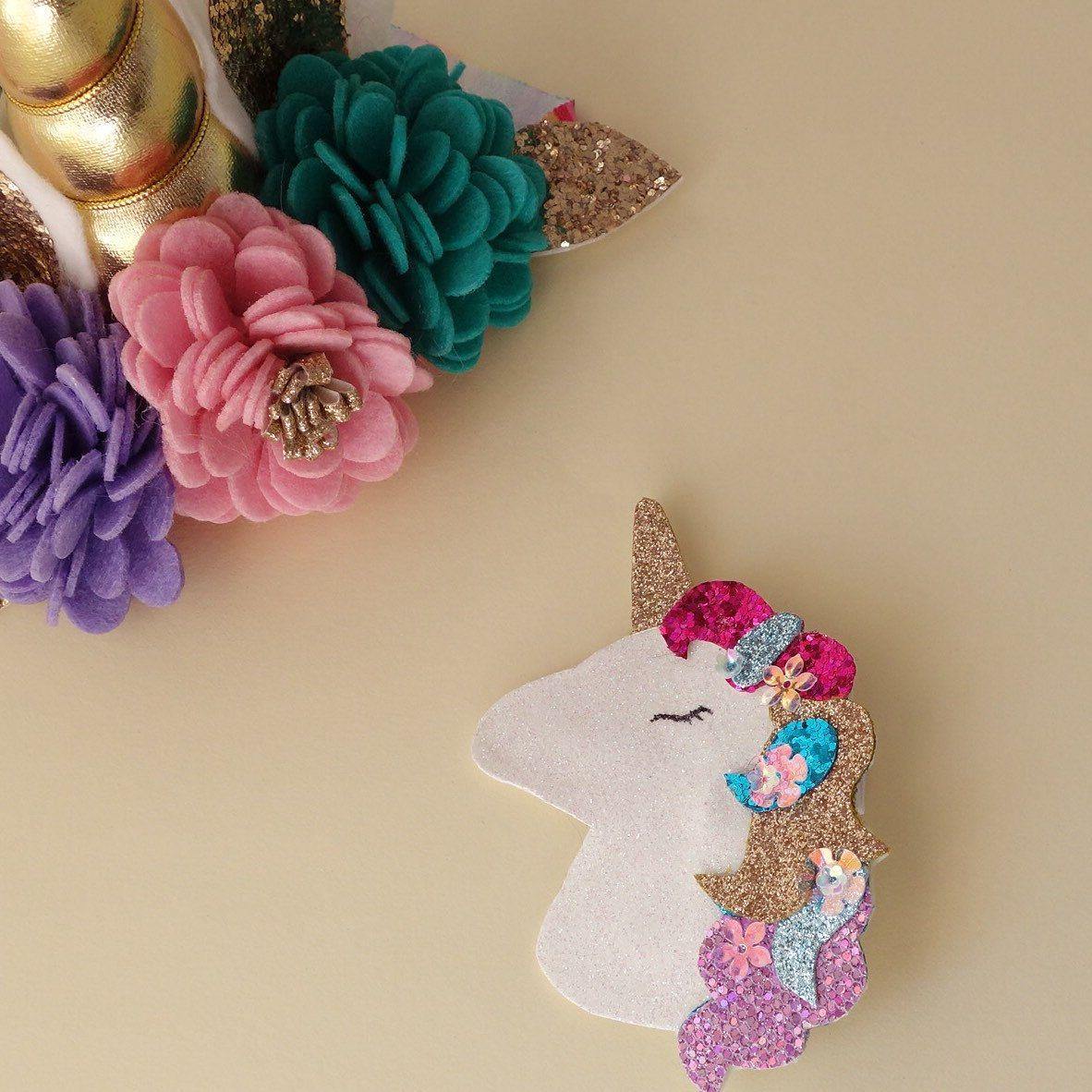 how to make unicorn hair