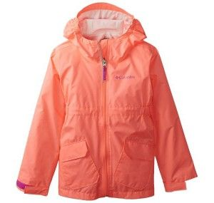 Columbia Girls Trail Trooper Rain Jacket