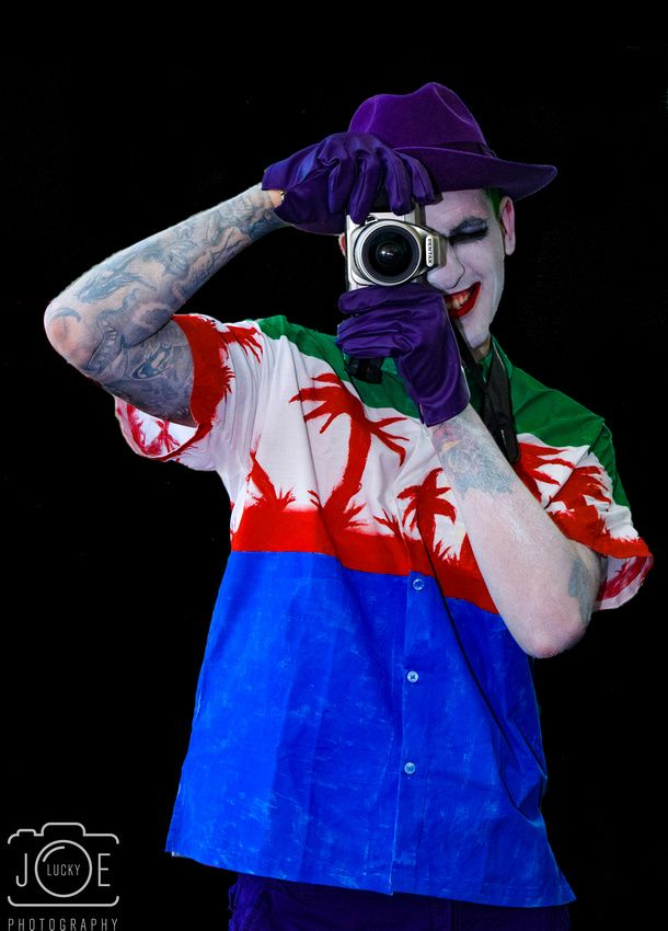 Vacation Joker Joker Villian Killingjoke Batman Clownprinceofcrime Joker Dc Vacation Batman
