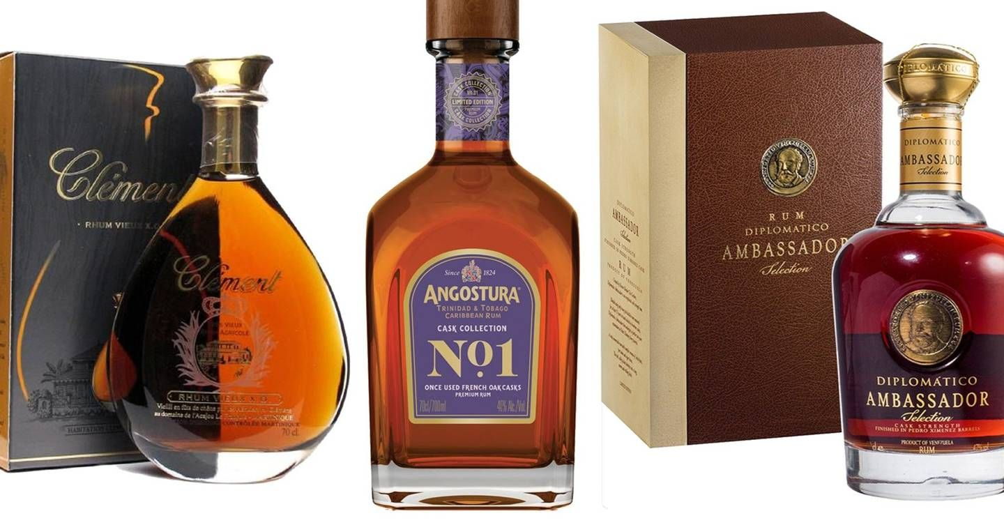 These are the best rums in the world Good rum, Rum