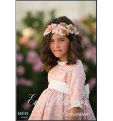 8650439b3 Vestido Ceremonia Niña de Eva Martinez