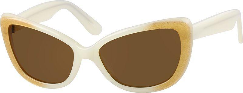 Cream sunglasses a10120332 zenni optical eyeglasses