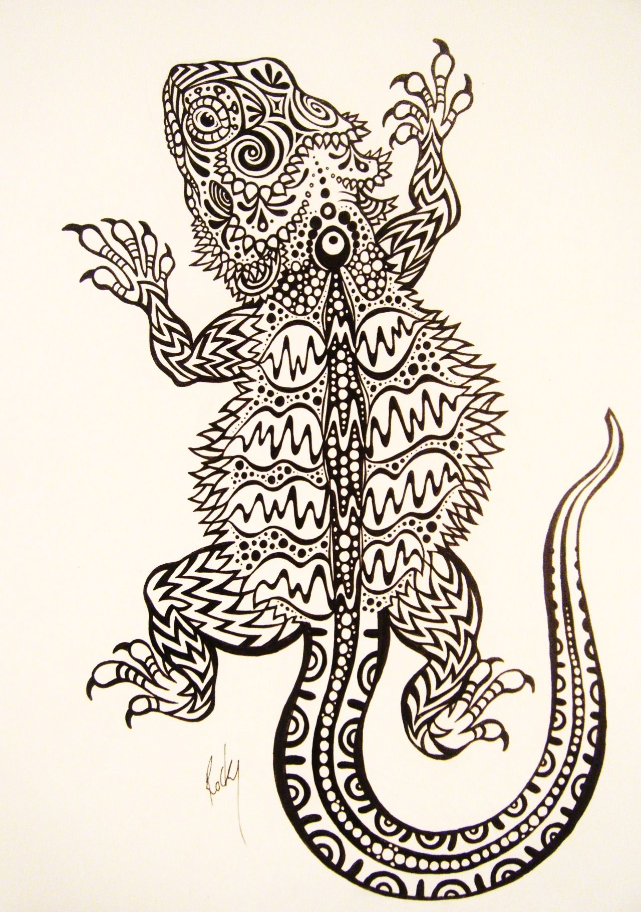 Everything Happens For A Reason Bearded Dragon Tattoo Baby Bearded Dragon Bearded Dragon Diy