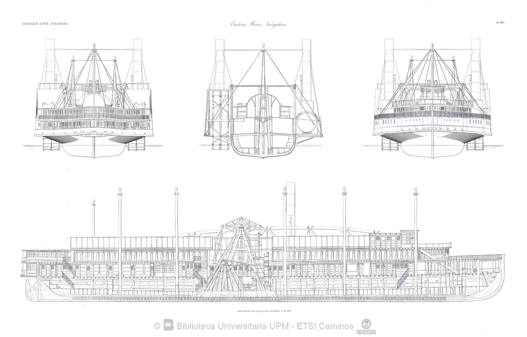 The modern system of naval architecture by J Scott Russell 1864