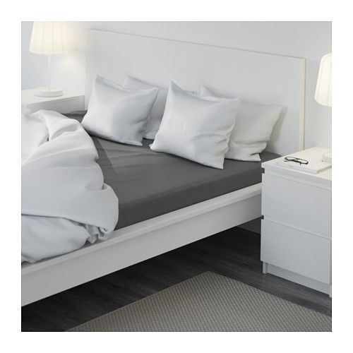 Ikea Lenzuola Con Angoli.Gaspa Lenzuolo Con Angoli 160x200 Cm Ikea Home Sweet Home