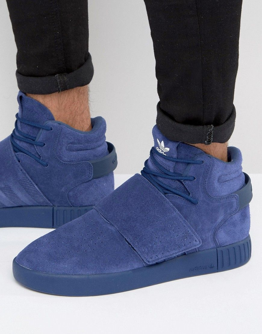 official photos b2031 53327 adidas Originals Tubular Invader Strap Sneakers | Products ...