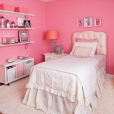 Big Style, Small Budget | Pinterest | Room, Pink walls and Southern ...
