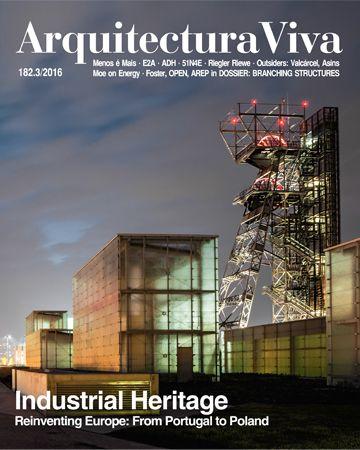 arquitectura viva n 18232016 industrial heritage sumario http - Arquitecturaviva