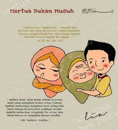 77+ Gambar Kartun Muslimah Ibu Rumah Tangga HD Terbaru